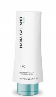 430 Gel Fraîcheur D-Tox. 200ml. Maria Galland