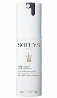Crema de tratamiento Mirada multiacción. (15ml). Sothyx