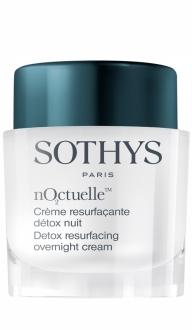 Crema regenerante detox noche. 50ml. Sothys