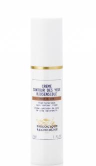 Crème Contour des Yeux Biosensible. 30ml. Biologique Recherche