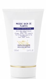 Masque Bain de Plantes. 100ml. Biologique Recherche