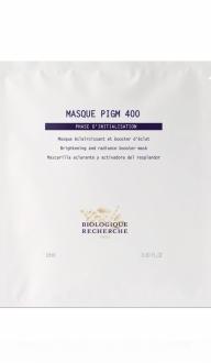 Masque PIGM 400. 4 uds. Biologique Recherche