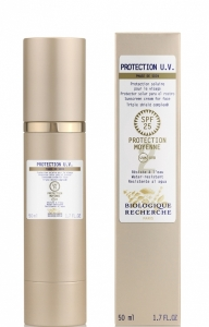 Protection U.V. (FPS 25). 50ml. Biologique Recherche