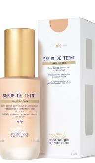 Sèrum De Teint Nº 2. 30 ml. BIOLOGIQUE RECHERCHE.