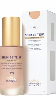 Sèrum De Teint Nº 3. 30 ml. BIOLOGIQUE RECHERCHE.
