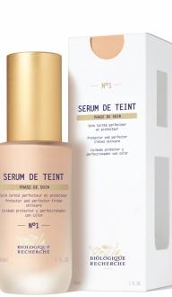 Sèrum De Teint Nº 1. 30 ml. BIOLOGIQUE RECHERCHE.