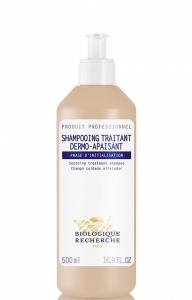 Shampooing Traitant Dermo-Apaisant. 500ml. Biologique Recherche.