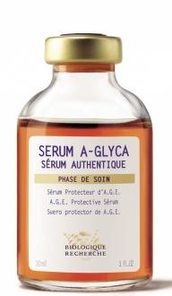 Sérum A-Glyca. 30ml. Biologique Recherche