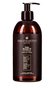 Grape Massage Oil 500 ml. Philip Martin'S