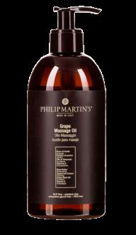 Grape Massage Oil 500 ml. Philip Martin'S